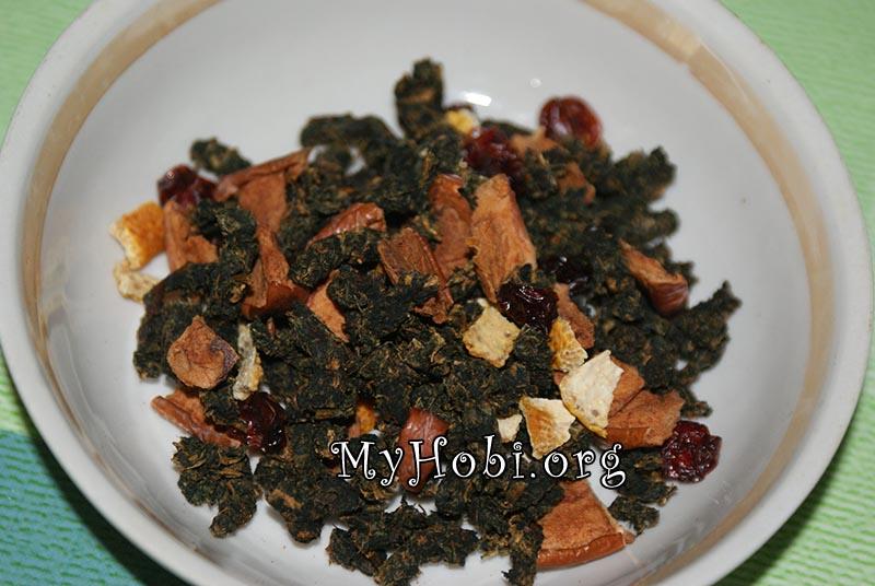 фруктовый ферментированный чай своими руками
