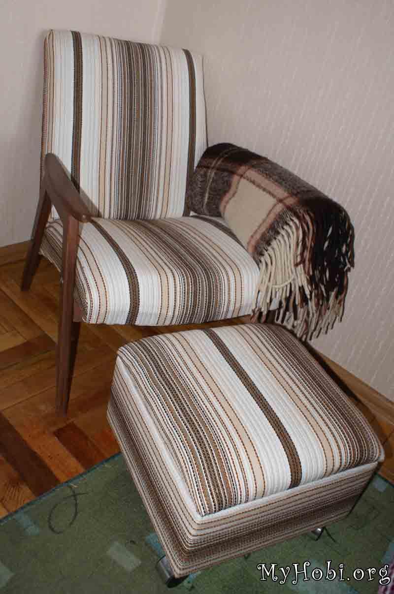 Реставрация кресла с деревянными подлокотниками своими руками мастер класс 54