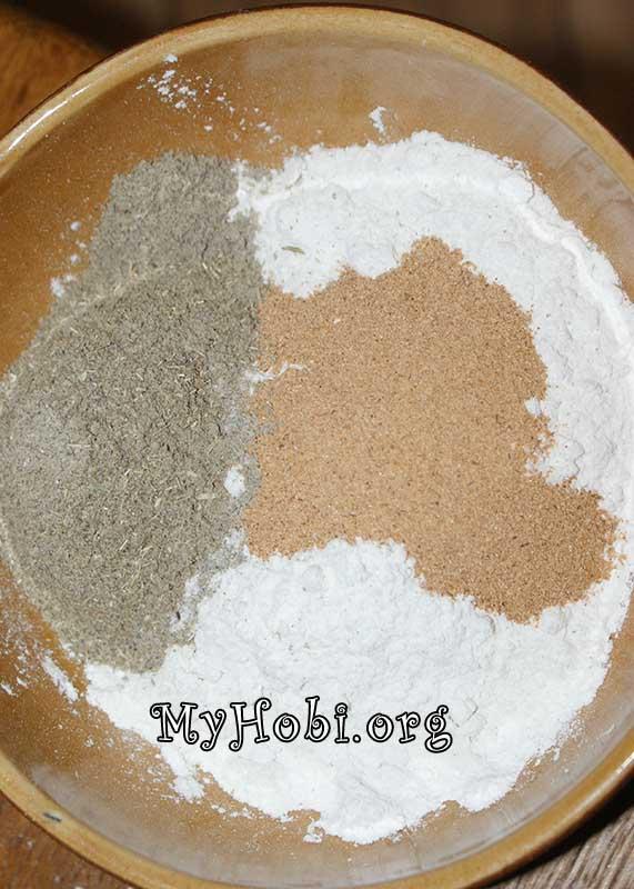 Скраб соляной своими руками 57