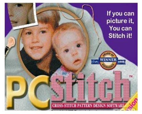 Программа для создания вышивки <i>скачать бесплатно программу для вышивке</i> PCStitch