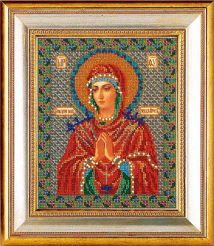 Нужно ли благословение при вышивке иконы