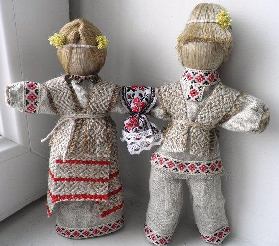 Кукла-мотанка - оберег своими руками