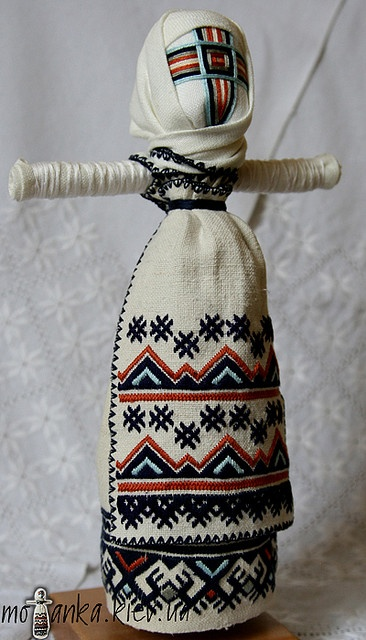 кукла-мотанка оберег своими руками