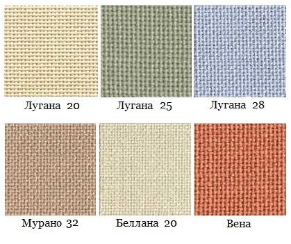 Ткань для вышивки крестиком как называется