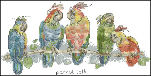Anchor JR700 Parrot Talk