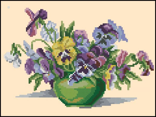 ChM_Floral Pansy2