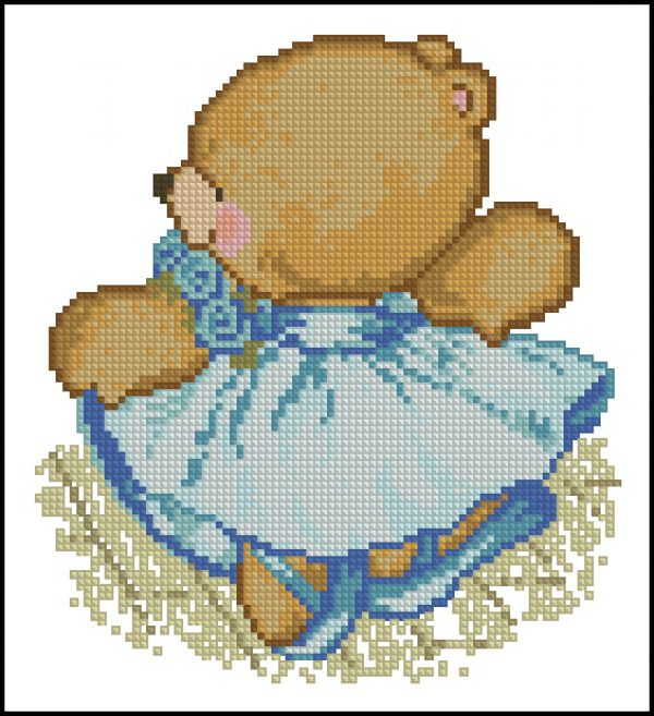 Anchor FRC07 Ballerina Bear