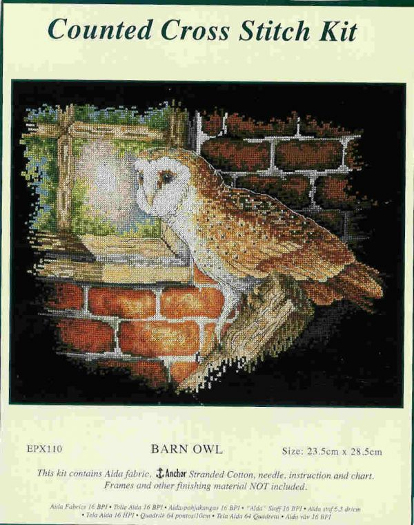 Anchor EPX110 Barn Owl