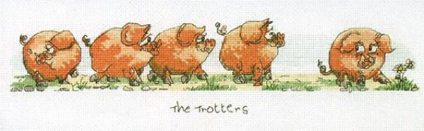 Anchor JR705 The Trotters