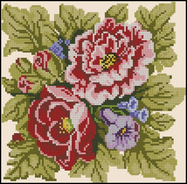 ChM 2004-01 Rose Pillow II