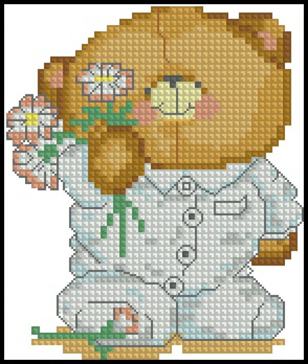 Anchor FRC154 Pyjama Bear