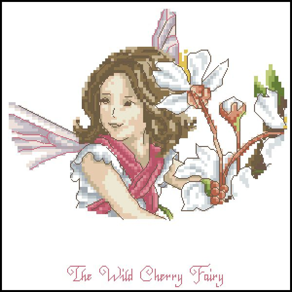 The Wild Cherry Fairy