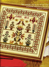 журнал по вышивке Cross Stitch Collection 118 iun 2005