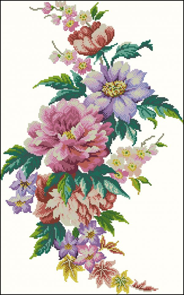 CSCollection 105 Passion for Peonies